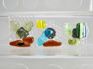 Glass Art Magnets