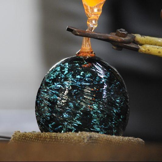 Sonoran glass school make your own ornament glassblowing How to make your own ornament